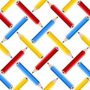 04506671 : pencil weave 3
