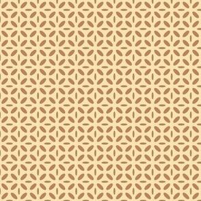 ellipse brown on beige