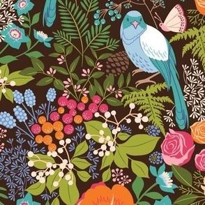 botanical dreamscape