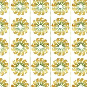 Pumpkin Blossom Wheels