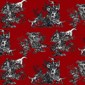 4509835-jurassic-toile-blood-by-webbiededge