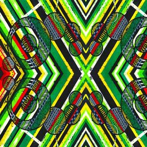 Lines of Color III Vertical