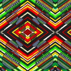 Lines of Color V Horizontal