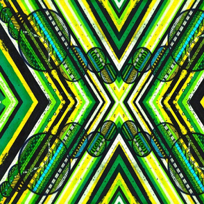 Lines of Color VI Vertical