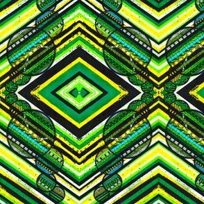 Lines of Color VI Horizontal