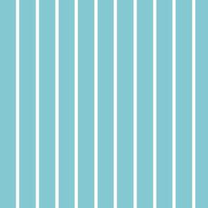 school idol - blue stripes
