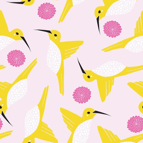 Dizzy Hummingbirds