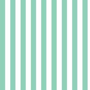 Minty Stripe