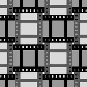 04522492 : film cell weave : grey