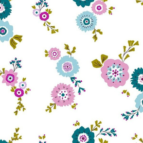 Folky Floral