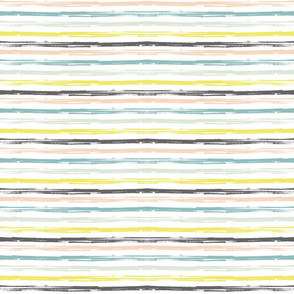 Freshtastic Painted Stripes