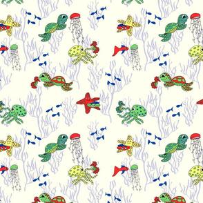 sea turtles ivory 2