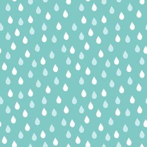 Raindrops Rainy (April and March)