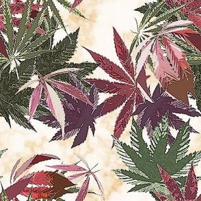 Marijuana Mix Marble (R)