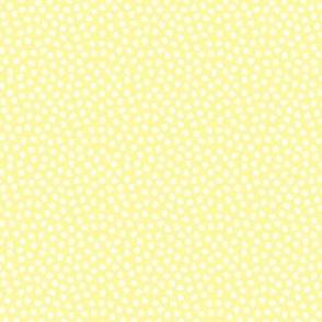 Lemon Yellow Pebbles
