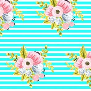 horizontalstripefloral_brightblue