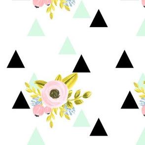 floraltriangles_mintandblack