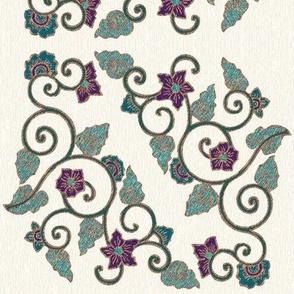 My-beautiful-corner-embroidery-pattern-squared-CREAM-PAPER