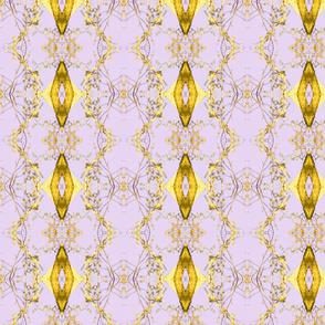 Birds & Branches (Diamond Lavender)