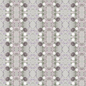 Turtles Pattern 2 (Gray)