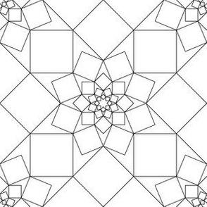 S84XV2V1 squares : outline