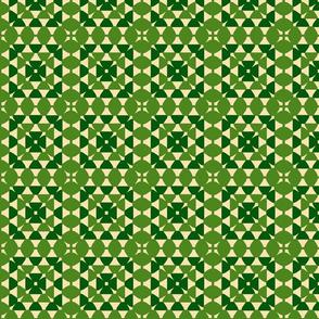 granny square green