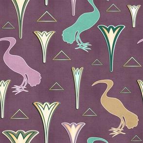 Ibis&Lotus (Pink/Copper)