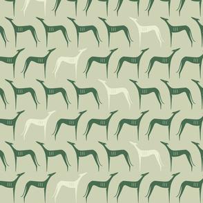 sighthounds green
