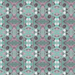 Turtles Pattern 1 (Pink & Green)
