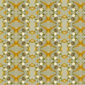 Turtles Pattern 1 (Mustard)