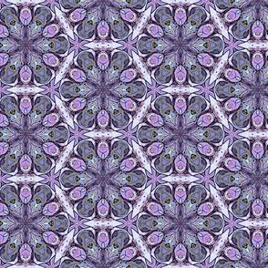 Peacock pattern