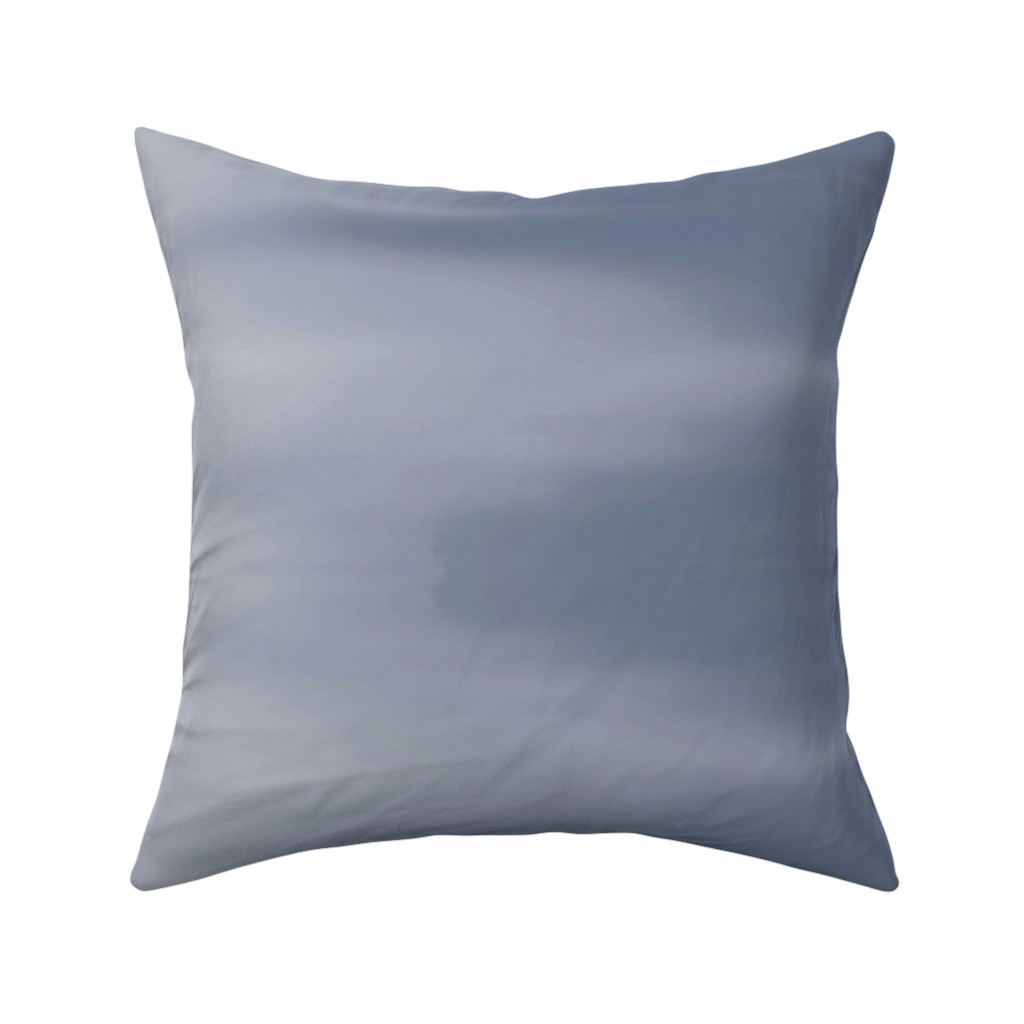 Catalan Throw Pillow featuring Cool Grey Ombre Wave by designergal