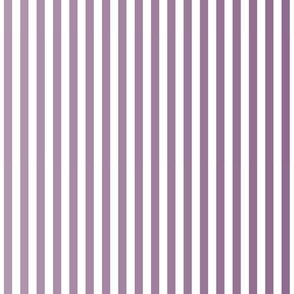 Vintage Mauve Ombre Stripe