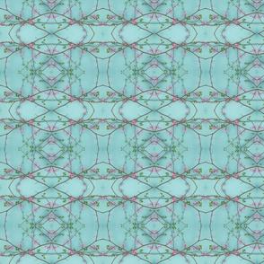 Horizontal Redbud (Blue-green)