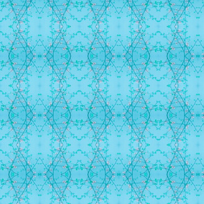 Redbud  (Diamonds Blue)