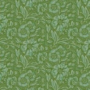 Bookplate Loeb Green