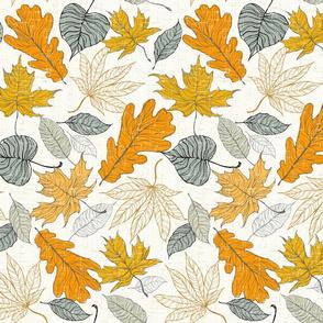 Sketch Leaves