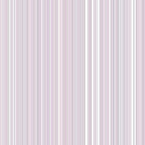 lilac-mauve vertical stripes