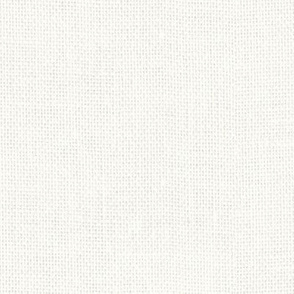 pale cream faux burlap