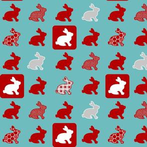 Retro Rabbits