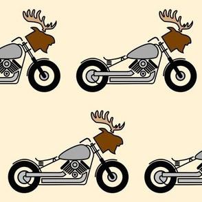 Downtown Moose Motorcycle (Macklemore)