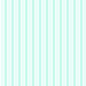 Minty Green Stripes