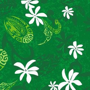 Maeva - Green Tiare