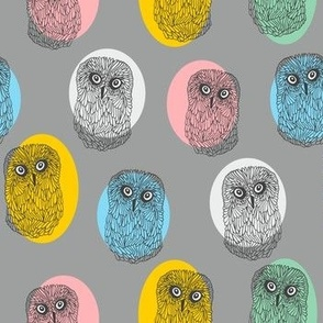 Candy owl