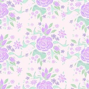 Sweet Rose Lavender