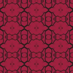 Honeycomb Moths (Ruby Red)