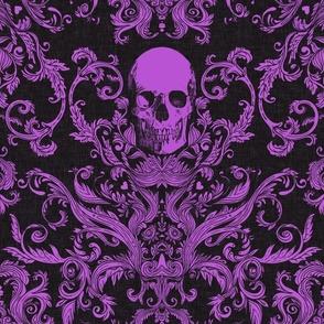 Dread Damask / Livid Purple
