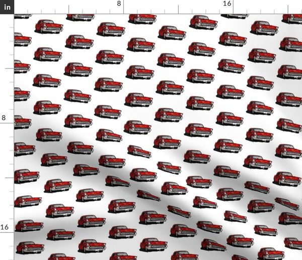 Fabric By The Yard Chevrolet