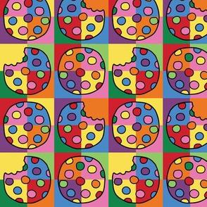 Pop Art Cookies 2