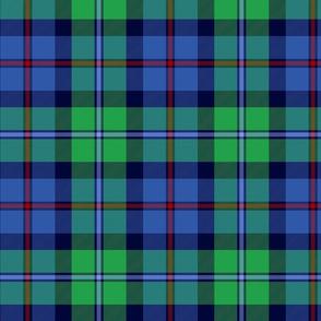 "Argyll MacCorquodale, 8"" or Campbell of Cawdor, tartan"